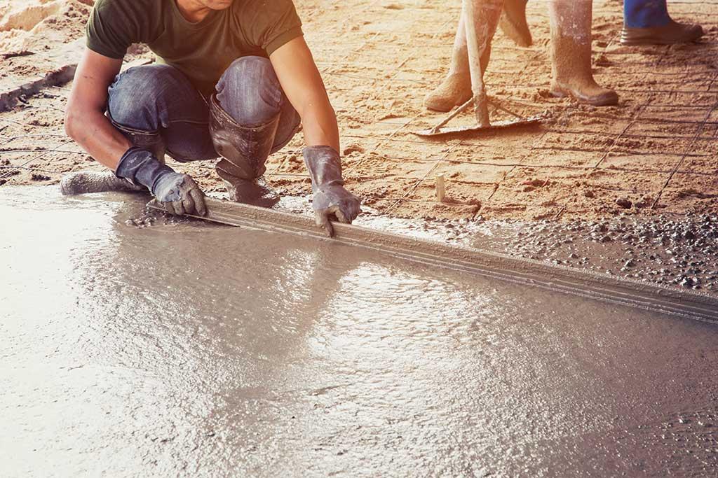 Tought Stone Concrete Grand Rapids